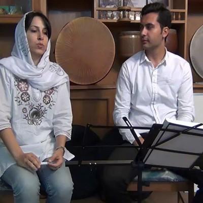 گزیدۀ مصاحبه با خبرنگار اسپانیایی-ایرانی در مورد موسیقی ایرانی